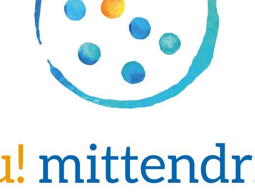 Logo der Gruppe du! mittendrin.